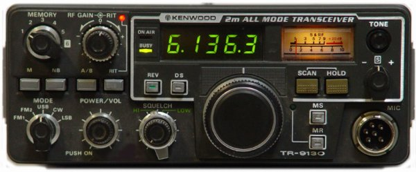 Kenwood TR-9130  VHF all mode