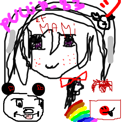 Délire doodle Niark ! :D
