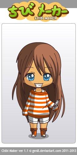 Tag Chibi you ! ♥