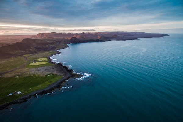 Iceland Seen with a Drone by  Jakub Polomski