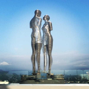 "The Statue of Love -""Ali and Nino"""