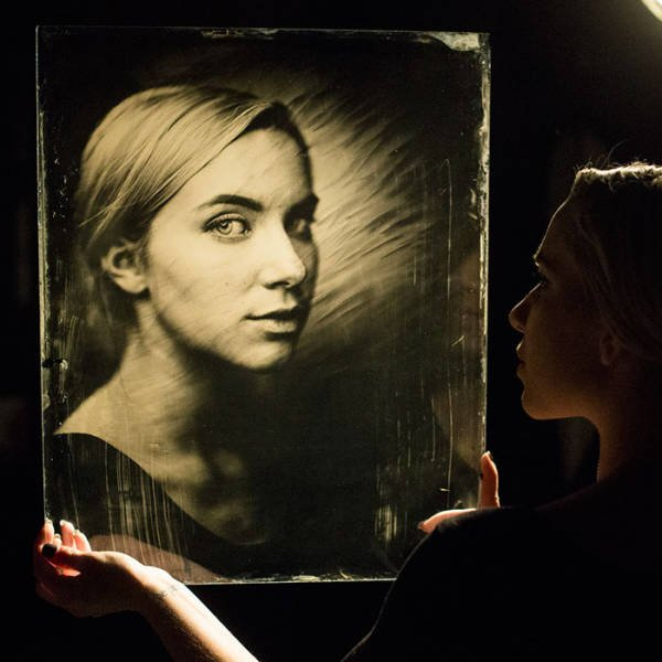 Portraits Taken With A 160-Year-Old Camera