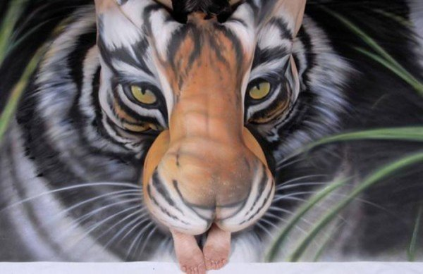 The Best Body Painting Artists & Their Masterpieces by Cammie Finch