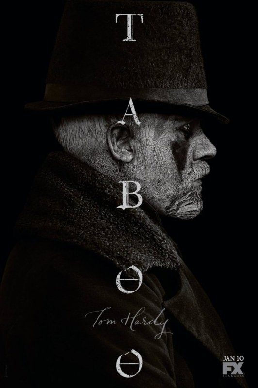 "To Watch: "" Taboo"" with Tom Hardy"
