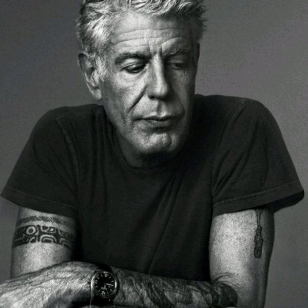 R. I. P., Anthony Bourdain!