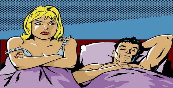 10 choses qui changent dans votre corps… lorsque vous n'avez pas de relation sexuelle pendant longtemps