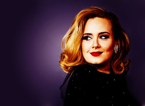 6 GRAMMY AWARDS 2012 pour Adele !