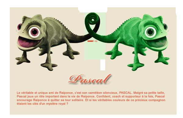 Fiche Présentation Disney #4 - Pascal