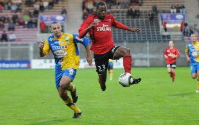 National/ Guingamp - Gap (5-0). Guingamp fait de nouveau peur