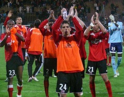National. Guingamp - Plabennec, vendredi (20h) Contrat pro pour Knockaert 6 octobre 2010