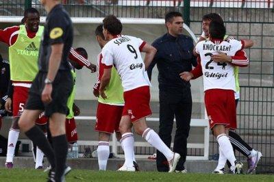 Guingamp est de retour en Ligue 2 !