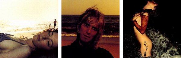 shoot de 1998 par Luis Sanchis + malibu (videoclip)
