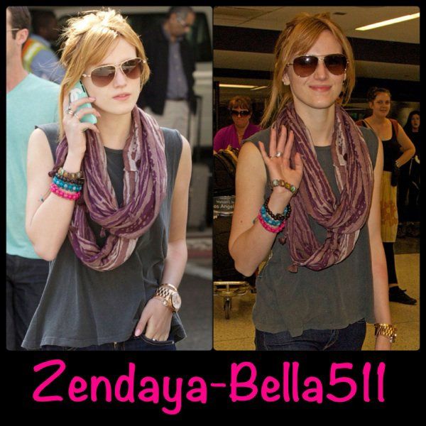 Bella at the LAX AirPort + Bella and Friends + Bella : Adios Mexico + Bella !!
