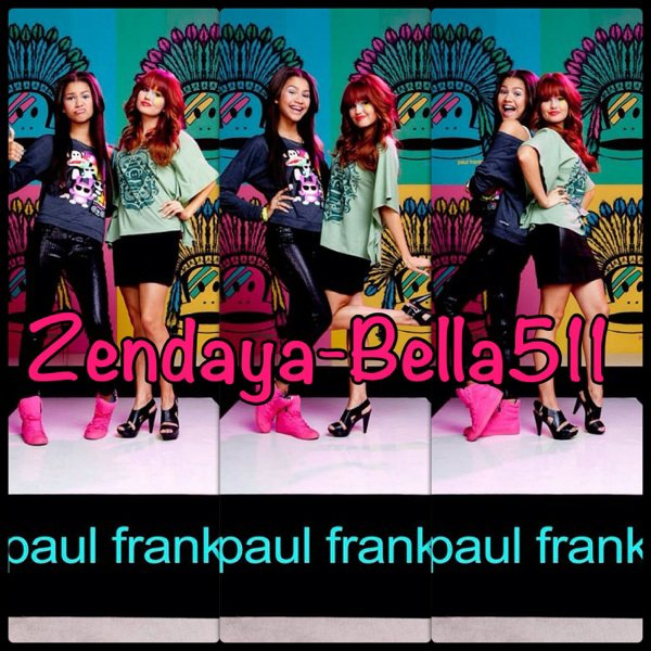 Zendaya & Debby Photoshoot : Paul Frank + Zendaya Photoshoot !!!
