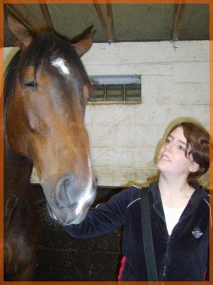 """"""" Je vois parfois dans le regard d'un cheval la beauté inhumaine d'un monde d'avant le passage des hommes"""""""