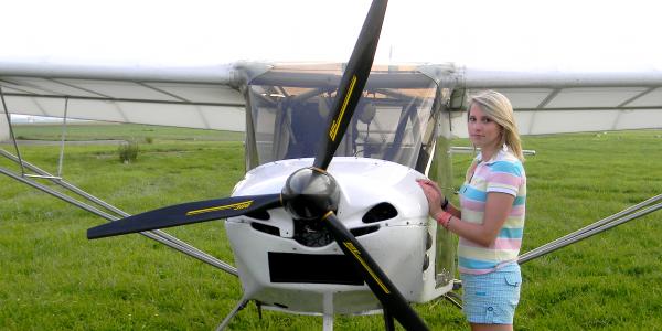Vous avez raison... Prenez-moi tout ce que vous voulez. Mais sachez que vous n'aurez jamais ma passion ; L'aviation (♥).