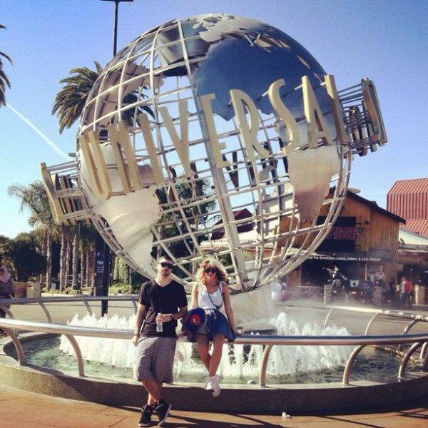 Universal Studio L.A ^^