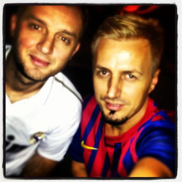 Barcelona 3-2 Real Madrid ---- Barcaaaa ^^ ----- Blero me nje shok