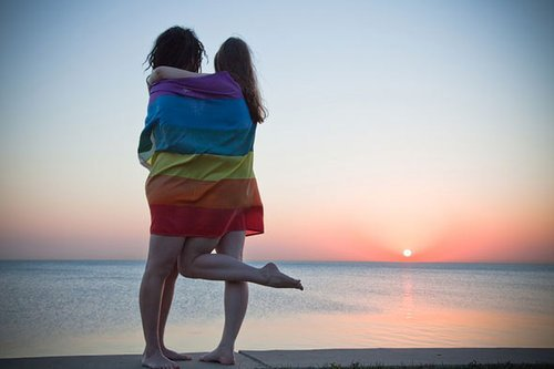 L'homosexualité.