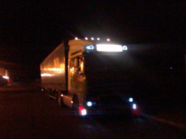 mon camion de nuit