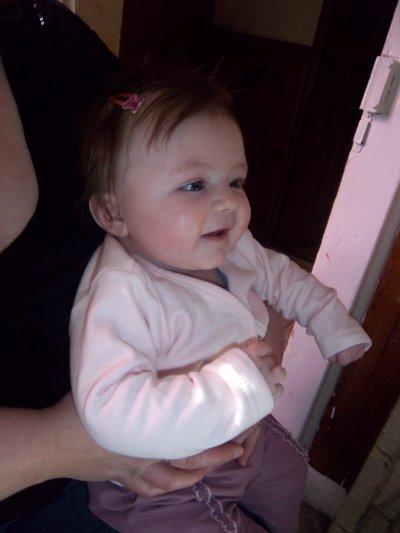 ma fille, mon amour, Mila <3