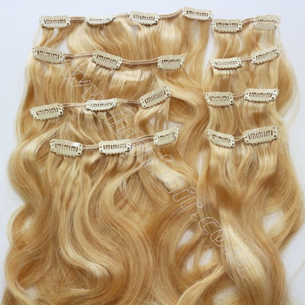 Be more beautiful with human hair extensions