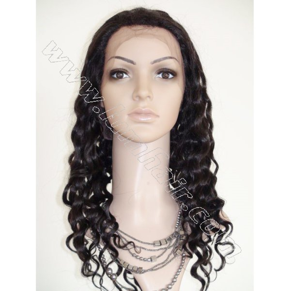 Why are cheap full lace wigs made of Asian hair?