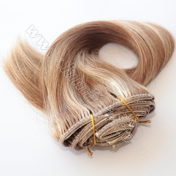 Different attached methods for hair extensions