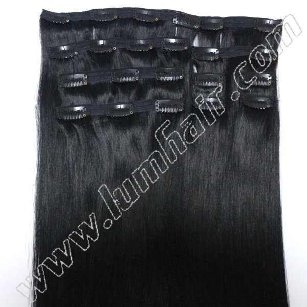 Cheap Clip In Hair Extensions with Superior Quality--LumHair