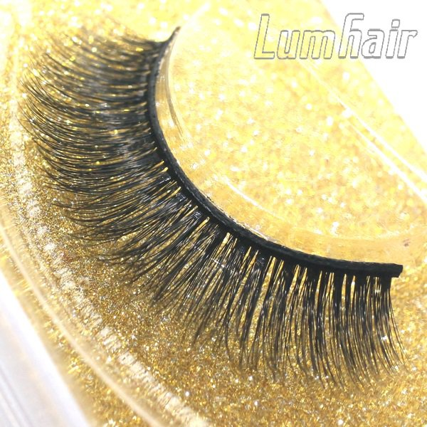What to do with eyelashes fall out?--LumHair