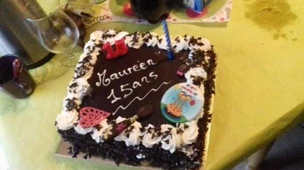Maureen 15 ans