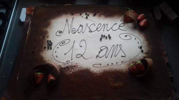 Maxence 12 ans