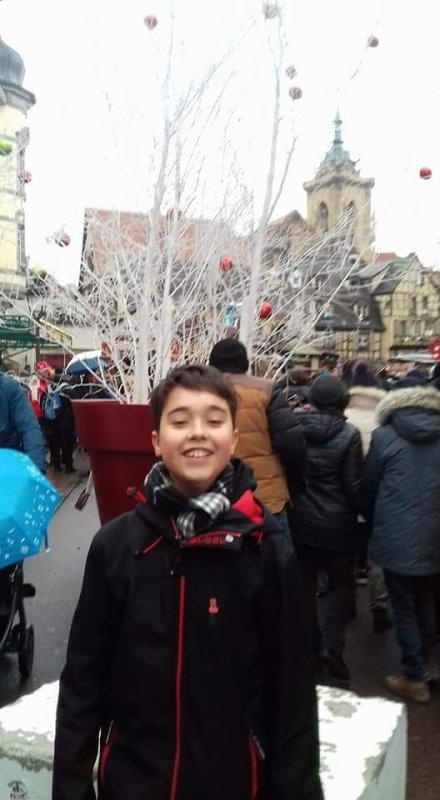 Marche de Noël Colmar décembre 2017