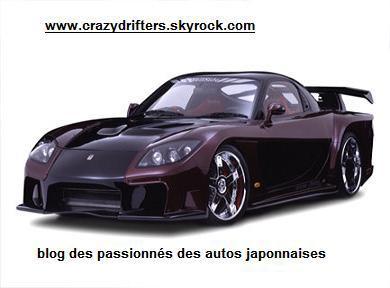 le blog des passionnés des autos japs