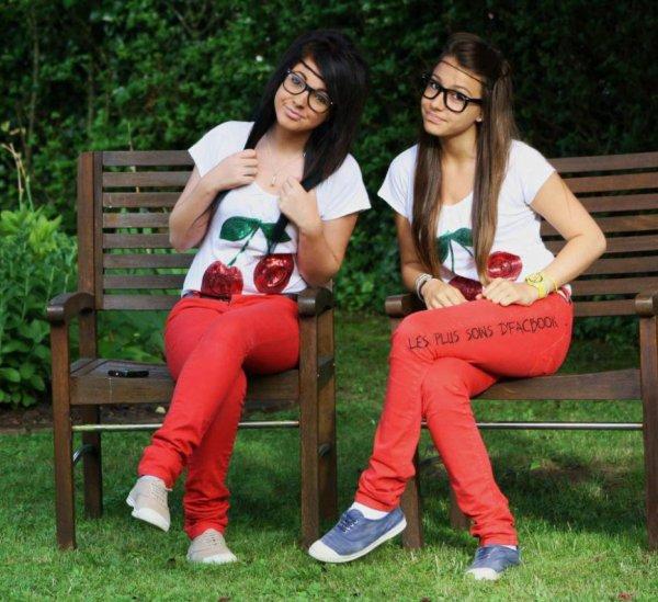 image de 2 fille