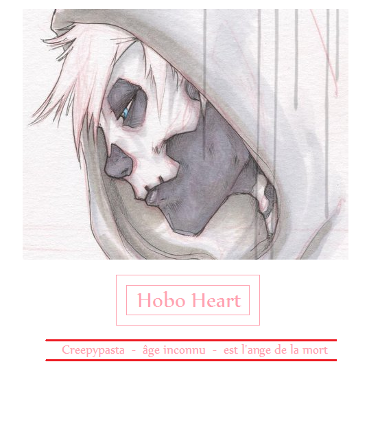 Hobo Heart - Creepypasta