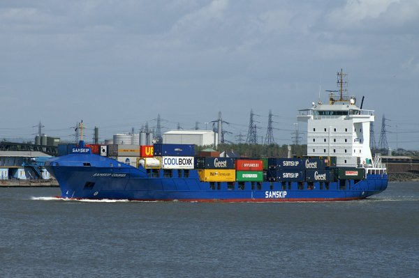 Dernier  arrêt au port de Zéebrugge