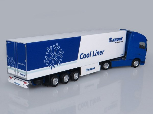 Quelques nvts uniquement dispo a l'IAA (salon du camions en Allemagne)de 1 a 5