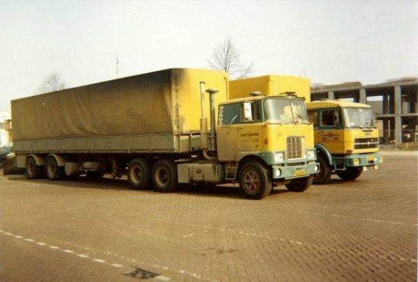 EN ROUTE VERS LE MOYEN-ORIENT AVEC LES Trsps RYNART (NL)