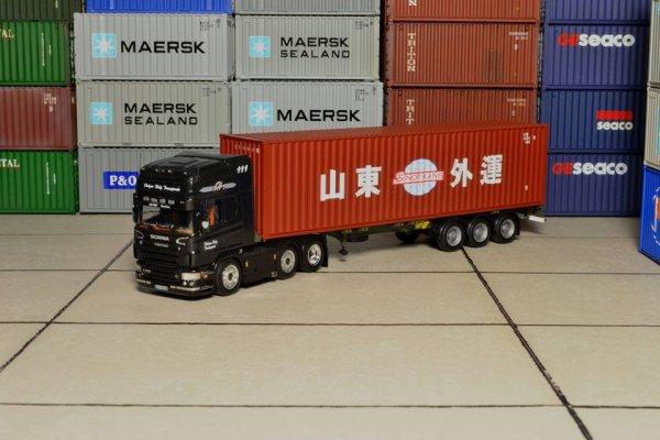 Des ensembles containers au 1/87em (vue du net)