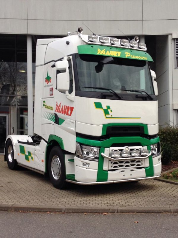 Quelques new Renault