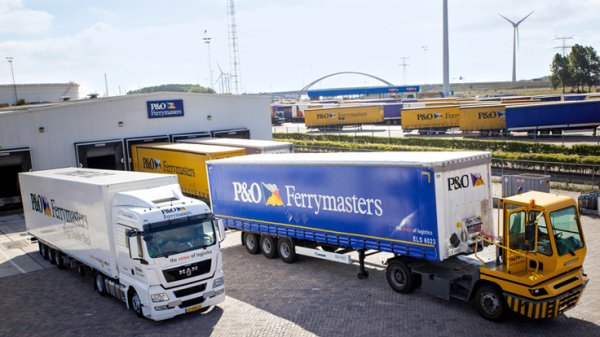 Les P&O FERRYMASTERS DE LA COLLECTION