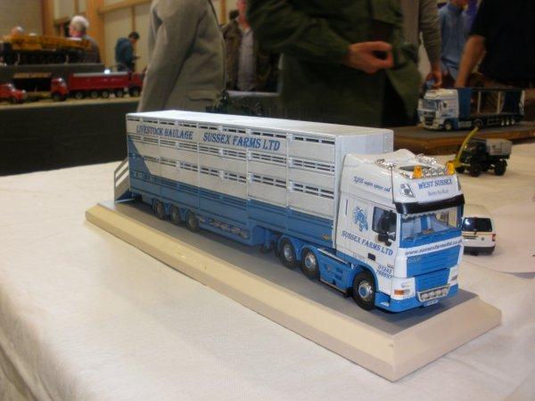 Expo maquettes camions de Jabeeke (la suite)