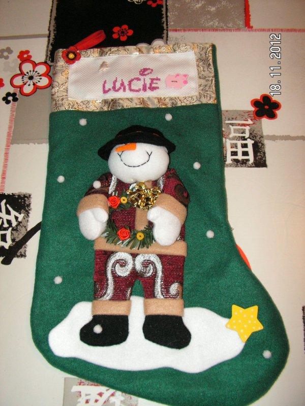 Bottes de Noel