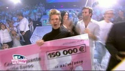 Benoit grand gagnant de SECRET STORY 4