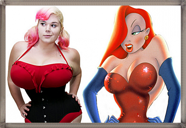 Penny Brown Femme ronde