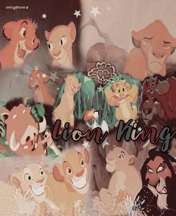 Tu m'as oublié en oubliant qui tu étais.  •Articles Disney Le roi lion   _Création_ l _Décoration_ l  _Newsletter_ l