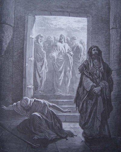 Le publicain et le pharisien