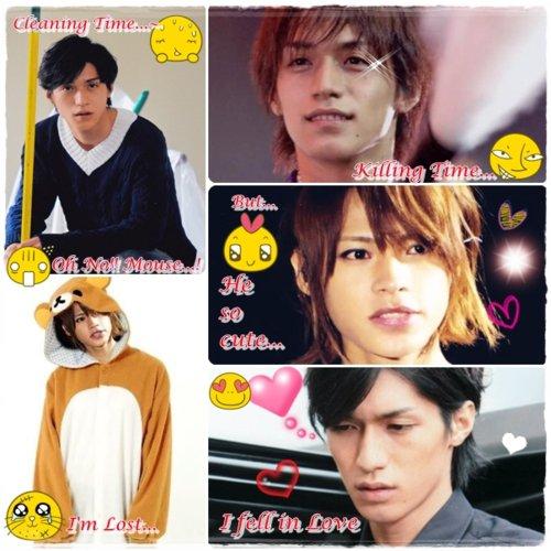 Boku(tachi) no Face - chapitre 6 : Kitagawa Johnny vient de créer son profil