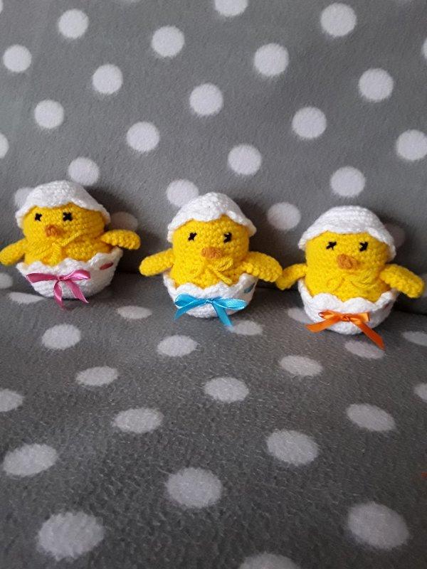 Petits pioupious qui sont partis pour Pâques...